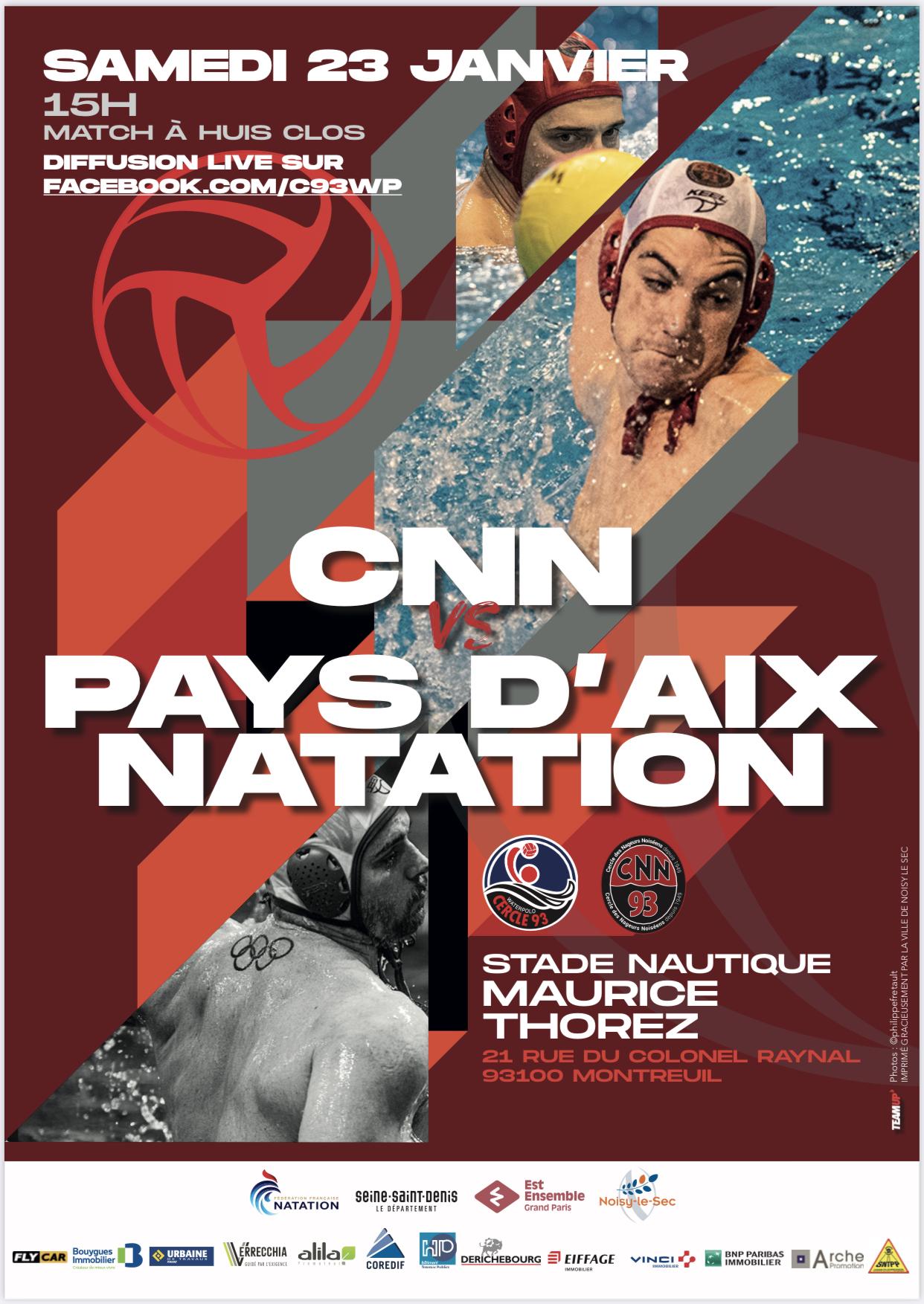 CHAMPIONNAT DE FRANCE - J14 - MATCH REPORTE