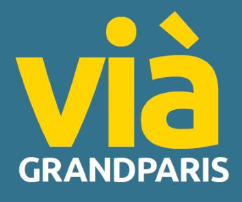 Reportage ViàGrandParis - Le Mag' du CNN #6